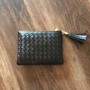 Handbags - Black vegan wallet